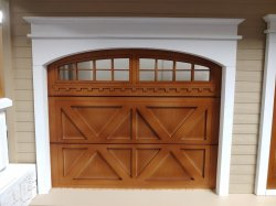 Craftsman Garage Working Door