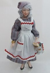 Older Maid with Bucket