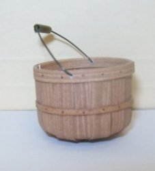 Apple Basket w/ Swing Handles