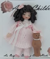 Baby Doll, Patti w/ Bear