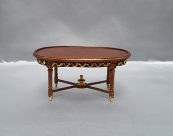 Pascale Aubusson Coffee Table/Gold