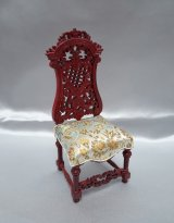 Baroque Carved Chair, 1700s