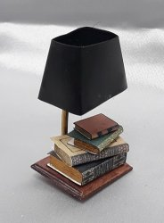 Book Table Lamp