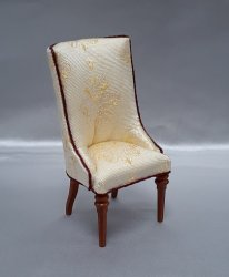 Classic Design Side Chair, WN