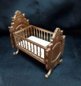 Taft Cradle, Walnut