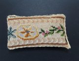 Petit Point Pillow