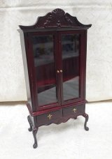 Carved China Cabinet, MH