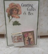 Greeting Cards w/ Box, Assorted