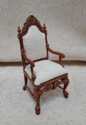 Vanderbilt Arm Chair