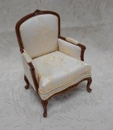 Louis XV Bergere Chair, WN