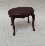 Oval Side Table, MH