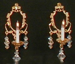 Symphony Sconces, Pair