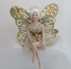 Fairy Lady Sitting