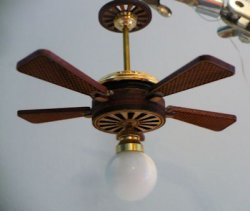 Ceiling Fans That Work Miniature Designs Full Service
