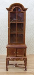 1790 China Cabinet, Walnut