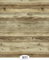 Rustic Planks, Medium Brown
