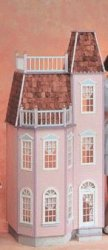 Playscale Victorian Town House Kit