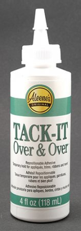Aleenes Tack It Over Glue, 4oz