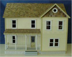 Aspenwood Dollhouse Kit