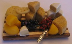 Large Assorted Cheese Board