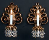 Bluette Sconces, Pair