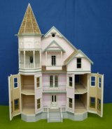 House on the Hill Dollhouse Kit