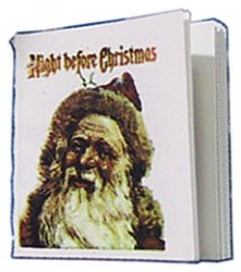 Readable Book, Night Before Christmas