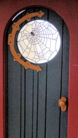 Spider-Window Door