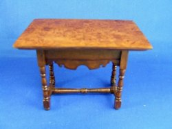 18th Century Tavern Table or Writing Desk