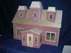 Country Manor Dollhouse