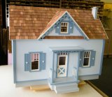 Country Cottage Dollhouse Assembled