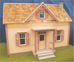 Country Cottage Dollhouses Kit