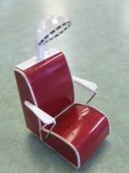 Beauty Salon Dryer Chair