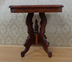 Victorian Tea Table Handmade - Carlisle