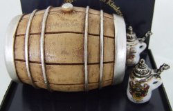 Beer Barrel with Stiens