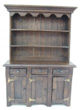Tudor Kitchen Cabinet