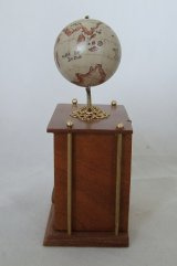 Voyager Reference Table w/ Globe