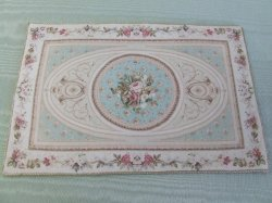 Floral Rug, Small, C