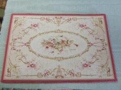 Floral Rug, Small, D