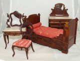 Victorian Bedroom Set, Summerville Series