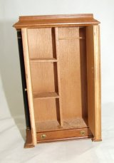 French Armoire, Walnut