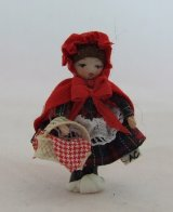 Wee Little Red Riding Hood Baby Doll