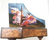 Italian Harpsichord with Bench