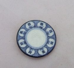Blue & White Plates, Assorted