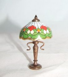 Tiffany Rose Lamp, Non Working
