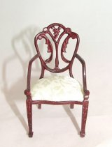 Chippendale Arm Chair, MH