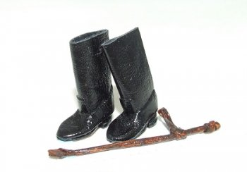 Riding Boots Set