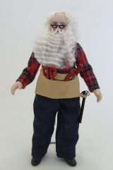Workshop Santa Doll