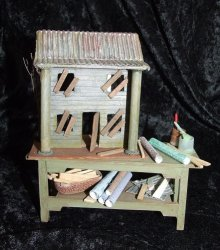 Building a Haunted Dollhouse