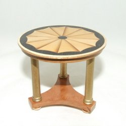 Center Table, No Drawers